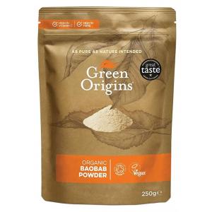 Organic Baobab Powder - 250g