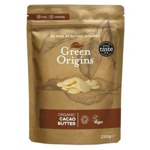 Organic Cacao Butter - 250g