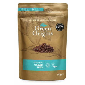 Organic Cacao Nibs - 90g