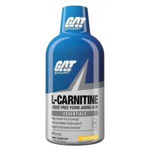L-Carnitine 1500, Lemon Blast - 473 ml.