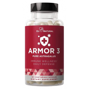 Armor 3 Astragalus, 1000mg - 60 vcaps