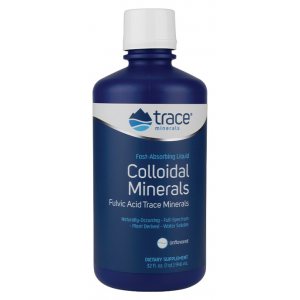 Colloidal Minerals, Unflavored - 946 ml.