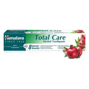 Total Care Herbal Toothpaste - 75 ml.