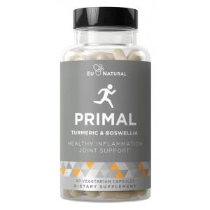 Primal Turmeric & Boswellia - 60 vcaps