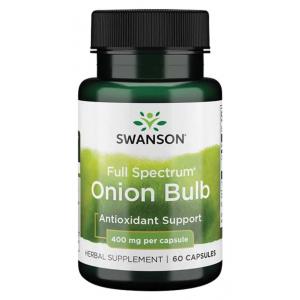 Full Spectrum Onion Bulb, 400mg - 60 caps