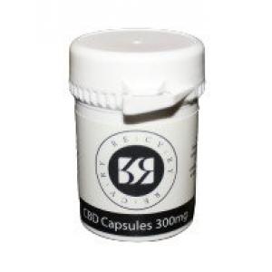 CBD Capsules, 10mg - 30 caps