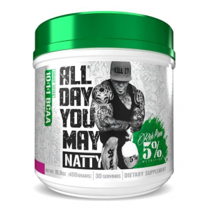 AllDayYouMay Natty, Strawberry Lemonade - 450g