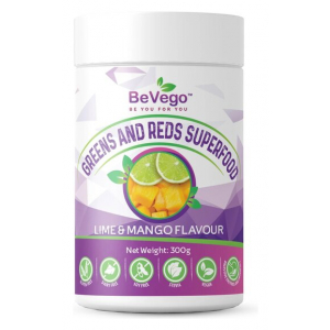 Greens And Reds Superfood, Lime & Mango - 300g