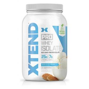 Xtend Pro Whey Isolate, Vanilla Ice Cream - 810g