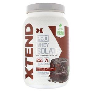 Xtend Pro Whey Isolate, Chocolate Lava Cake - 826g