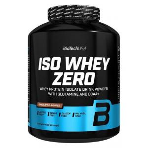 Iso Whey Zero, Black Biscuit - 2270g