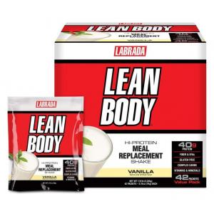 Lean Body MRP, Vanilla - 42 packets