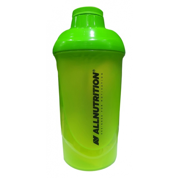 Shaker 2LOGO, Grass Green - 600 ml.