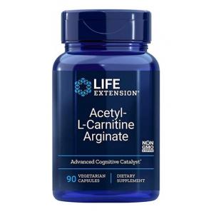 Acetyl-L-Carnitine Arginate - 90 vcaps