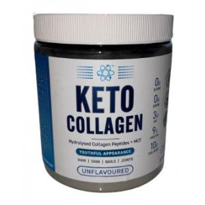 Keto Collagen, Unflavoured - 130g
