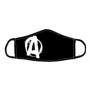 Animal Face Mask, White Logo - Small