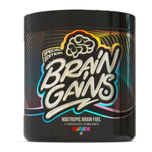 Nootropic Brain Fuel Switch-On Black Special Edition, Brainbow - 300g
