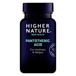 Pantothenic Acid - 60 caps