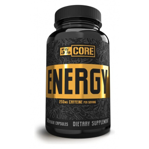 Energy - Core Series - 60 vcaps