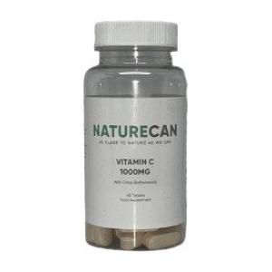 Vitamin C, 1000mg - 60 tabs