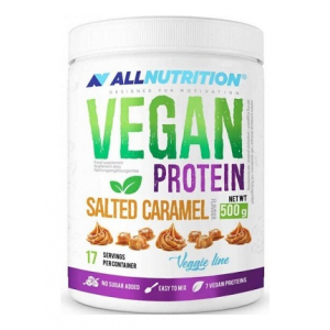 Vegan Protein, Salted Caramel (EAN 5902837733609) - 500g