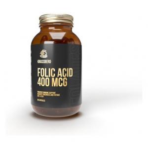 Folic Acid, 400mcg - 60 caps