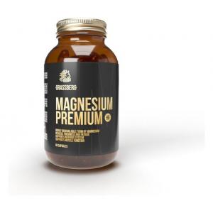 Magnesium Premium B6 - 60 caps