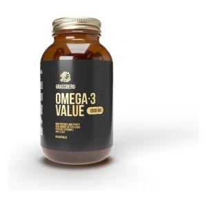 Omega 3 Value, 1000mg - 120 caps