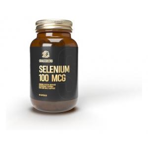 Selenium, 100mcg - 60 caps