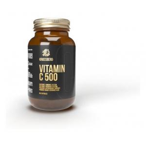 Vitamin C, 500mg - 60 caps