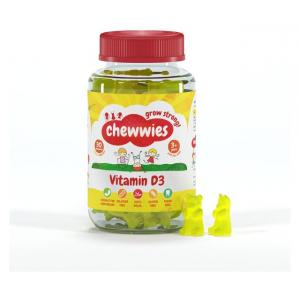 Vitamin D3, Lemon - 30 chewwies