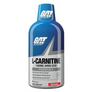 L-Carnitine 1500, Watermelon - 473 ml.