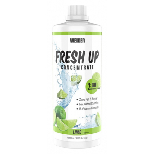 Fresh Up Concentrate, Lime - 1000 ml.