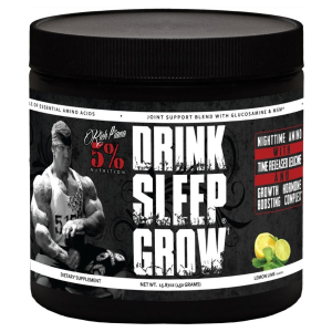 Drink Sleep Grow Night Time Aminos, Lemon Lime - 450g