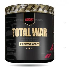 Total War - Preworkout, Strawberry Kiwi - 441g