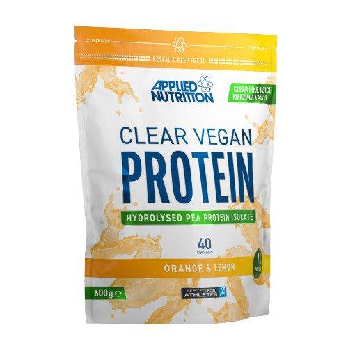 Clear Vegan Protein, Orange & Lemon - 600g