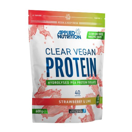 Clear Vegan Protein, Strawberry & Lime - 600g