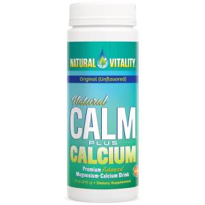 Natural Calm Plus Calcium, Unflavored - 226g