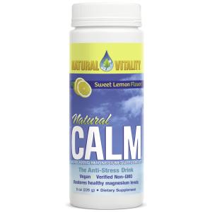 Natural Calm, Sweet Lemon - 226g