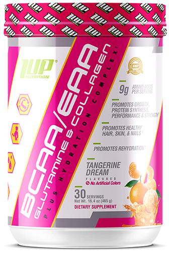 Her BCAA/EAA Glutamine & Collagen Plus Hydration Complex, Tangerine Dream - 465g