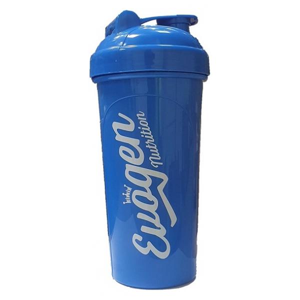Evogen Elite Shaker, Blue - 700 ml.