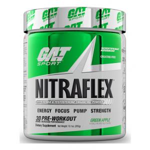 Nitraflex, Pre-Workout, Green Apple - 285g