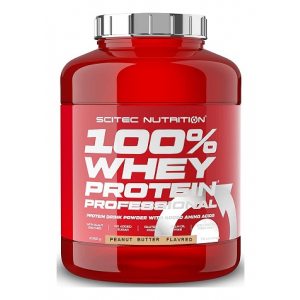 100% Whey Protein Professional, Peanut Butter - 2350g