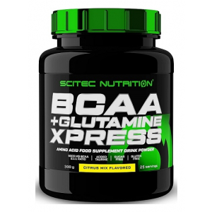 BCAA + Glutamine XPress, Citrus Mix (EAN 5999100022454) - 300g